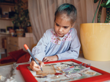 Creating a Vision Board with your Child