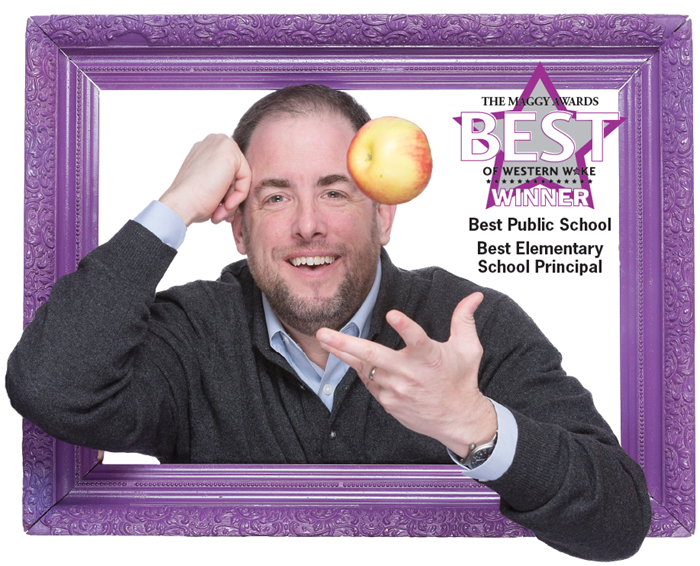 Best Principal magazine award