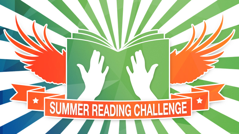 Take on a Summer Reading Challenge