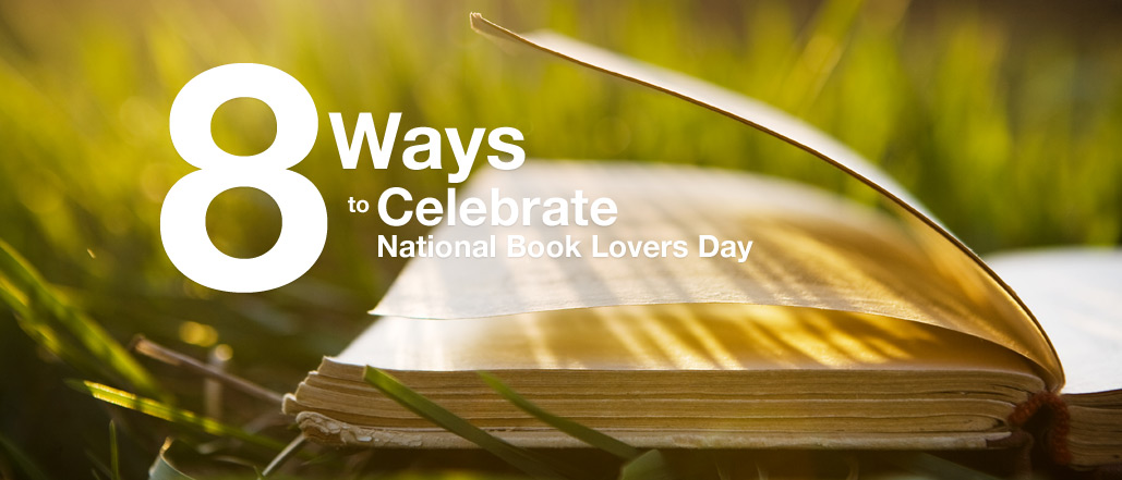 CELEBRATE BOOK LOVERS' DAY IN STYLE