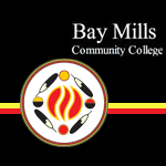 Bay Mills Community College Logo