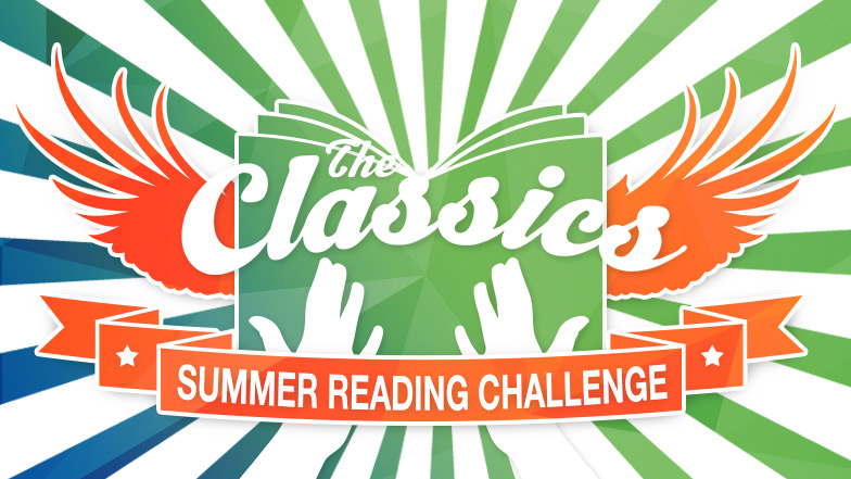 Summer Reading Challenge — Take on a Classic