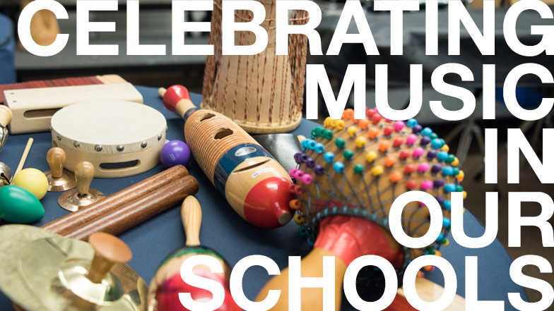 Celebrating Music in Our Schools