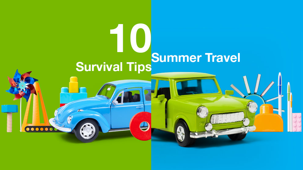 10 Summer Travel Survival Tips