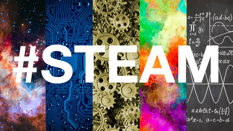 #STEM is now #STEAM