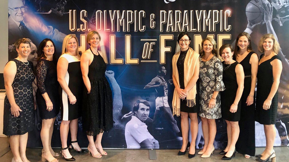 National Heritage Academies Employee Inducted into US Olympic & Paralympic Hall of Fame