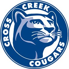 Cross Creek Cougars mascot logo