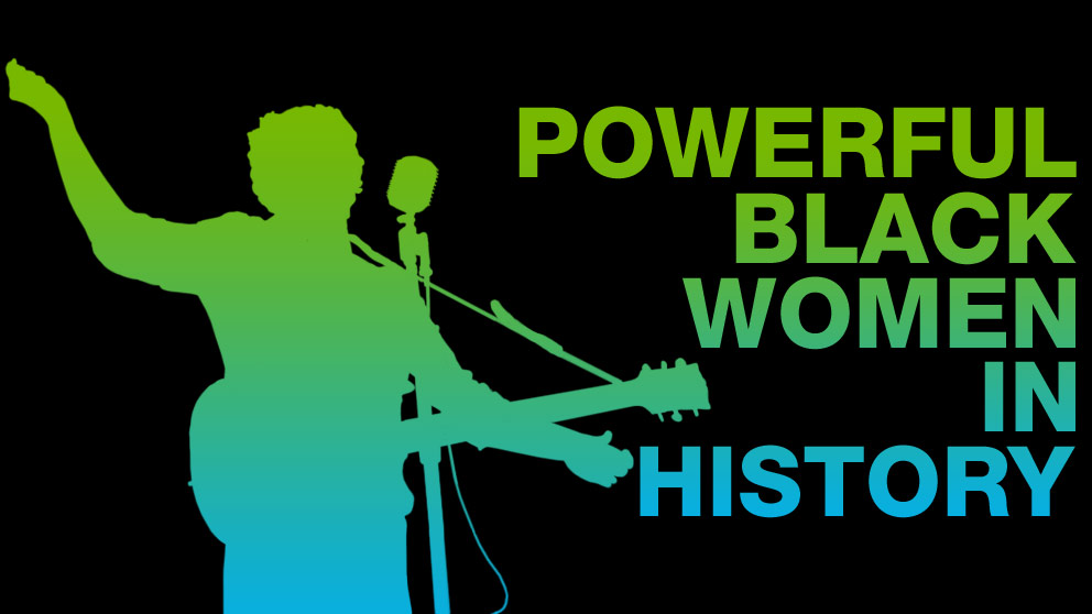Powerful Black Women in History