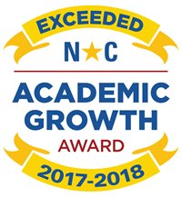 Exceeded Academic Growth Award