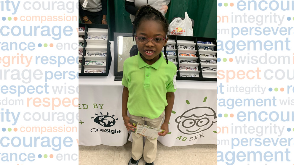 Atlanta Students Are Seeing Clearly Following a Partnership with Pearle Vision and OneSight