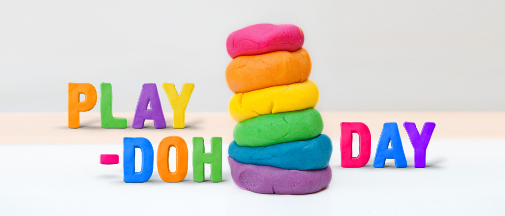 Play-Doh and its Distant Cousin, Slime