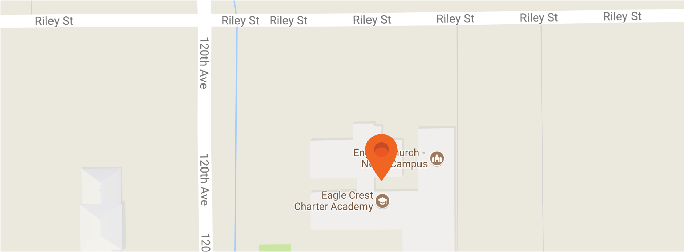 Map to Eagle Crest
