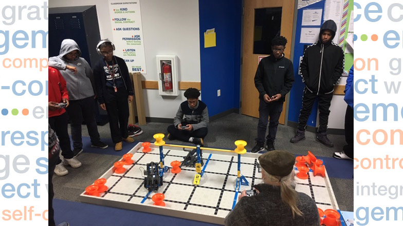 Southside Academy Students to Compete in STEM-Focused Robotics Challenge