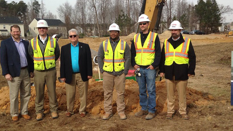 Spotlight: Rolesville Groundbreaking